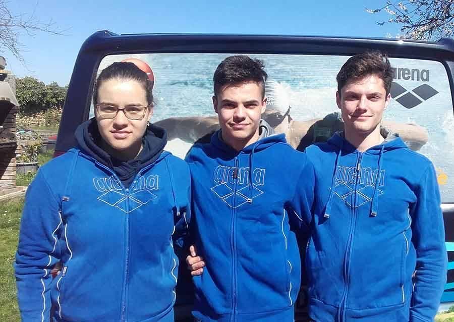 Natation : trois ponots aux Nationales 2 Q2 à Montluçon
