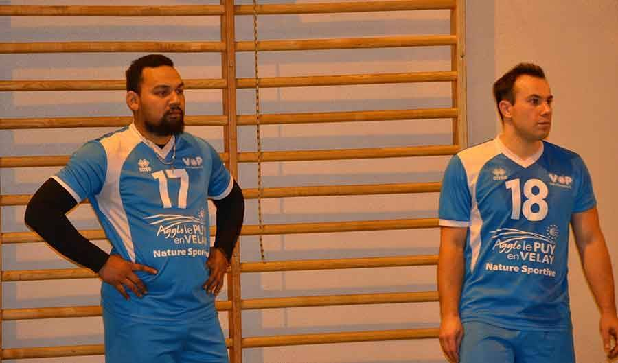 Volley : Le Puy-en-Velay proche d'une grande performance