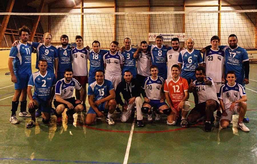 Volley : semaine et week-end riches pour Le Puy-en-Velay