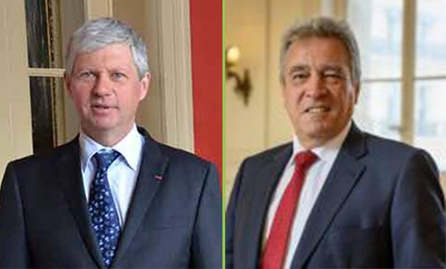 Éric Maire, nouveau préfet de Guadeloupe