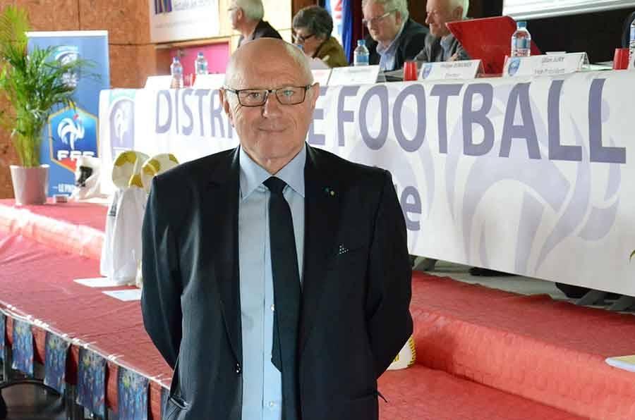 Foot : Raymond Fournel élu à la Haute Autorité de la FFF