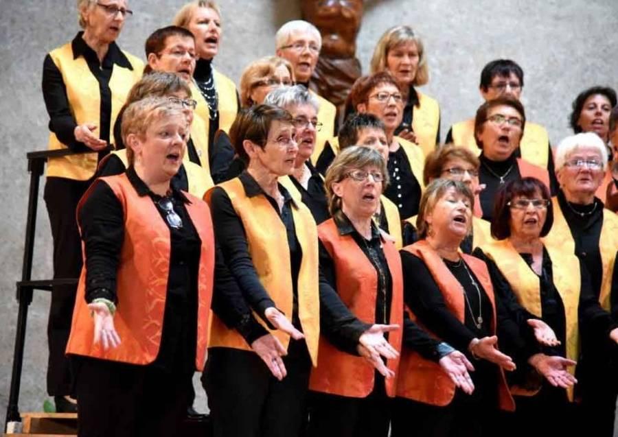 Deux chorales au théâtre d'Yssingeaux dimanche à 15 heures