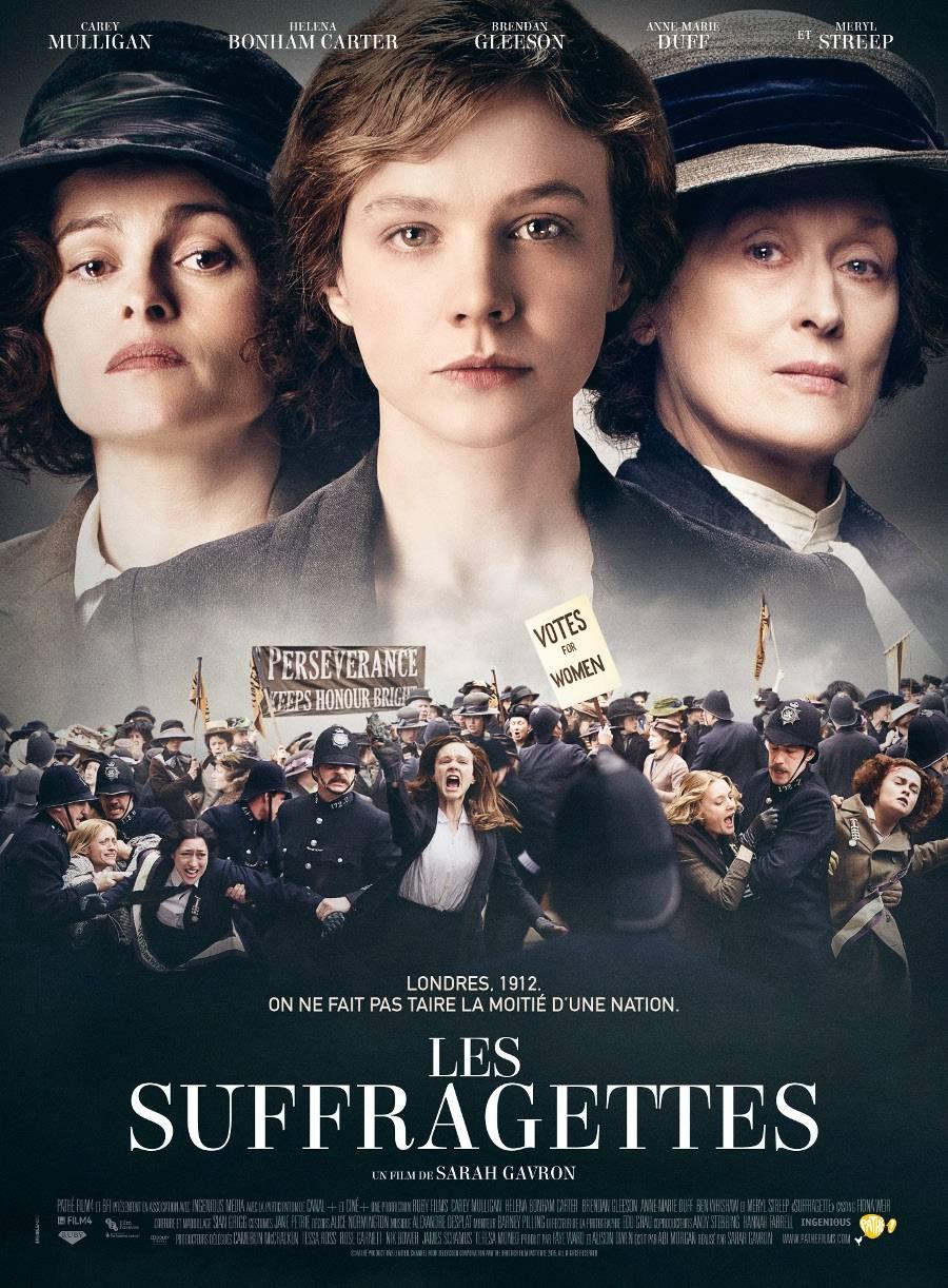 Projection du film « Les Suffragettes » le 28 mars à Saint-Agrève