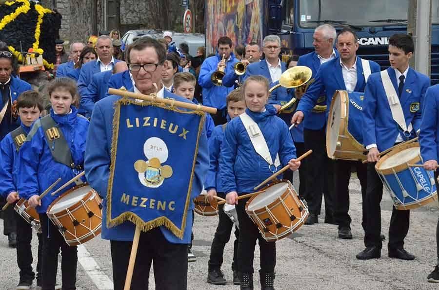 Tence : assemblée générale de la batterie-fanfare du Lizieux-Mézenc