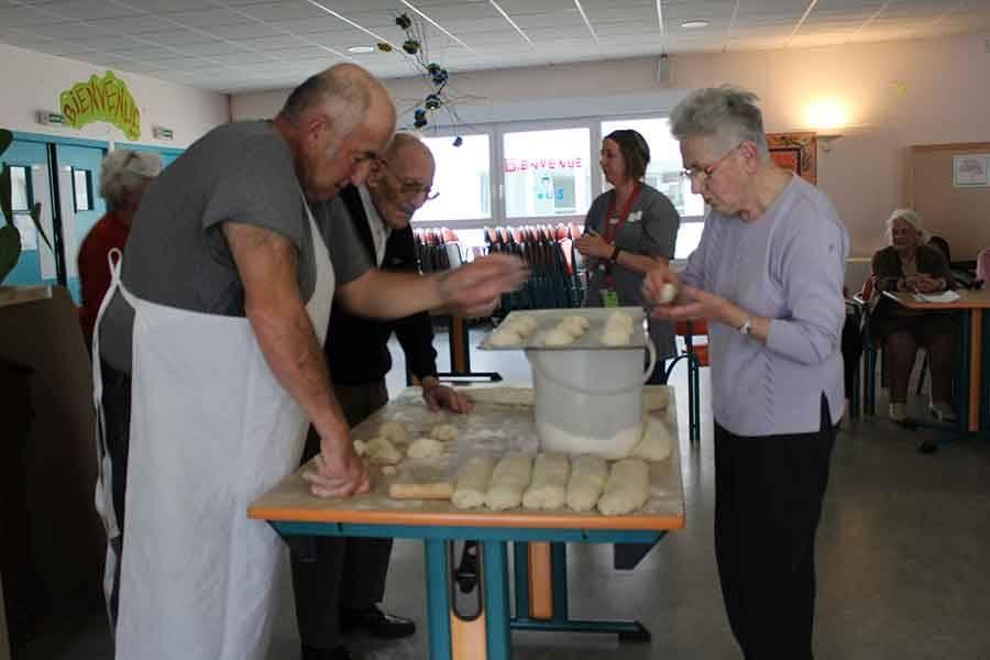 La Fête du pain s'invite à l'hôpital local
