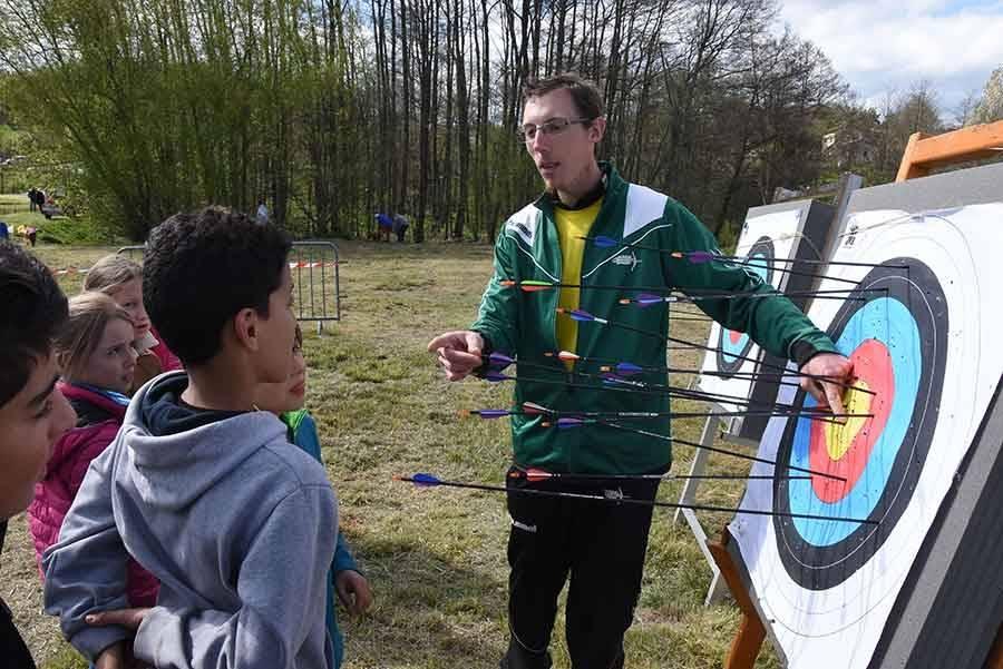 Un label pour les Archers de la jeune Loire