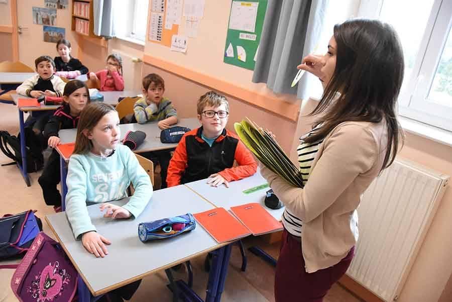 Les écoliers de Jean-de-la-Fontaine sensibilisés au tri sélectif