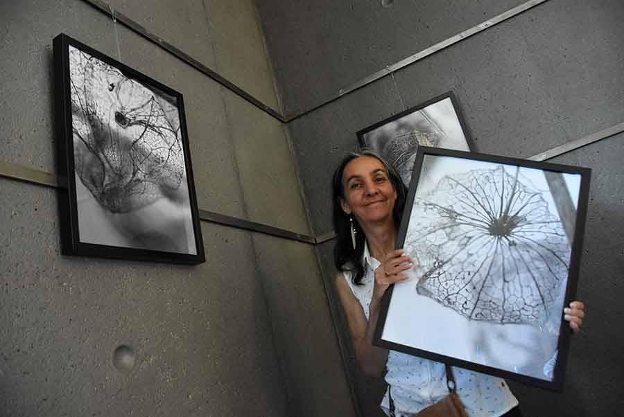 Le Chambon-sur-Lignon : Annick Mandon met l'amour en cage