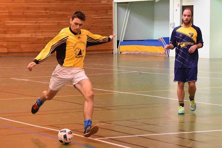 Futsal : Monistrol et Freycenet confirment, Sucs et Lignon surpris