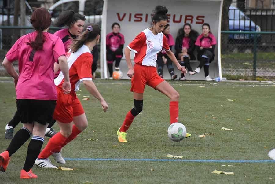 Foot féminin : Retournac file droit en quart de finale contre Tence