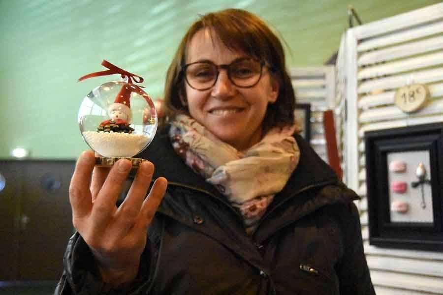 Chambon-sur-Lignon : le marché de Noël, une caverne d'Ali Baba