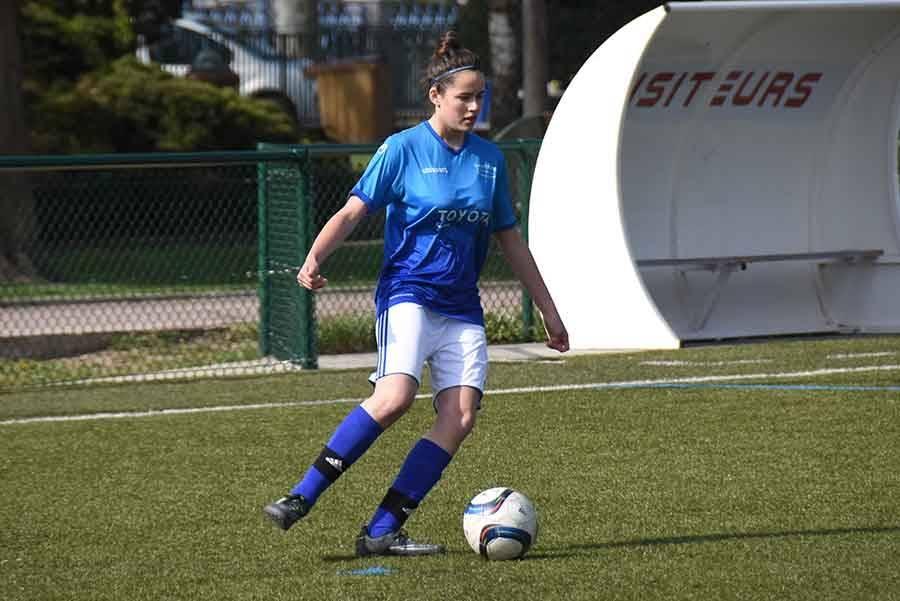 Foot : Les Villettes rejoint Grazac-Lapte en finale de la coupe féminine à 8