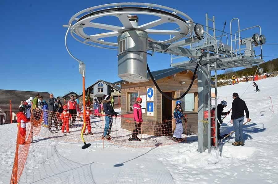 Les Estables : ski de fond et raquettes ouverts aujourd'hui, le ski alpin samedi