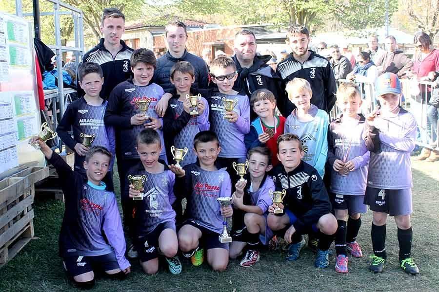 Brives-Charensac : 1 500 jeunes footballeurs à la Brives Cup