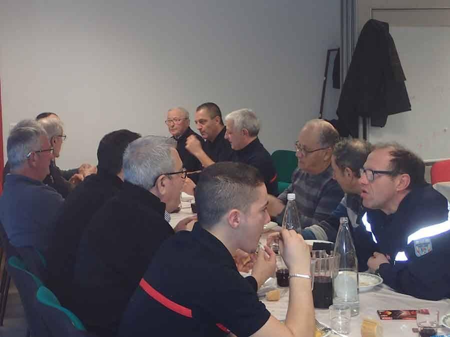 Sainte-Sigolène/Saint-Pal : les anciens sapeurs-pompiers se retrouvent