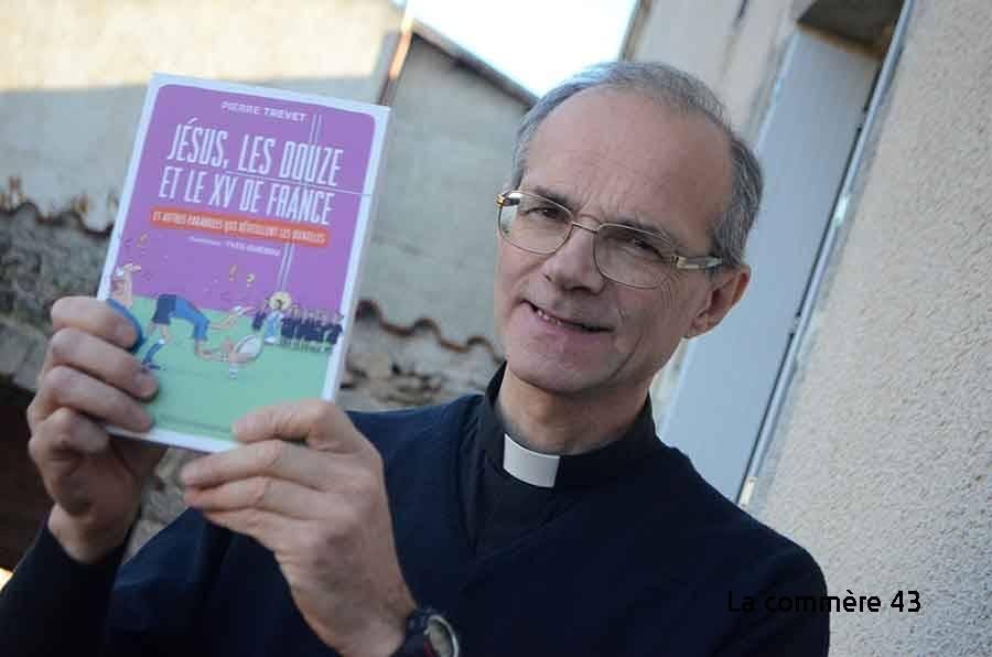 Pierre Trevet en dédicace samedi à la boutique de la cathédrale au Puy