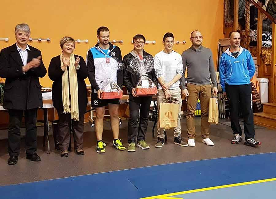 Badminton : la paire Benoit Bastet/Stéphane Souton (Emblavez) décroche le titre à Langogne