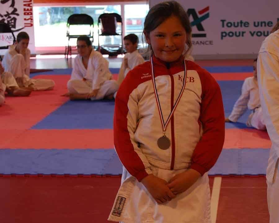 Karaté : Beauzac se distingue à Beaumont