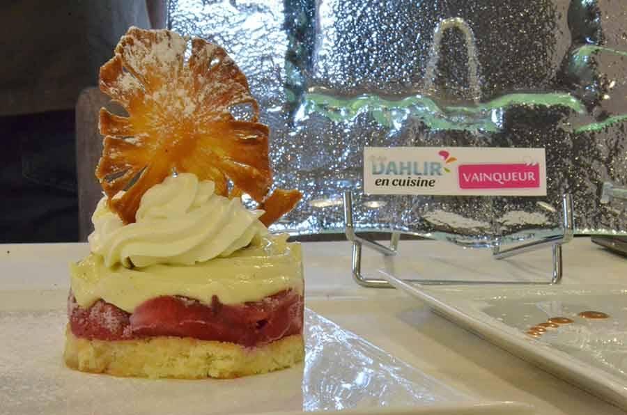 Bains : le concours de cuisine du Dahlir en images