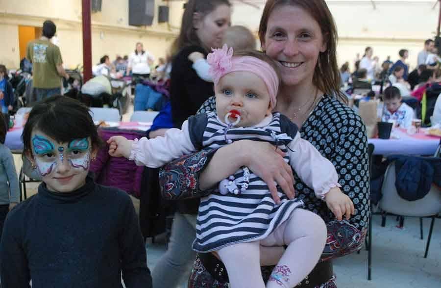 Le pays des sucs a joyeusement fêté ses bébés