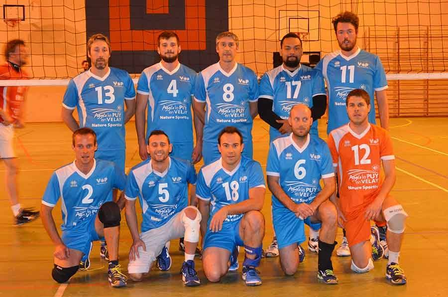 Volley : le VOP au bout du suspense