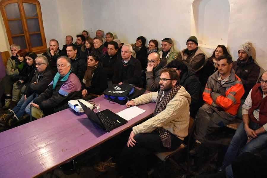 """Yssingeaux : l'assainissement collectif arrive à """"Marnhac"""" et """"Versilhac"""""""