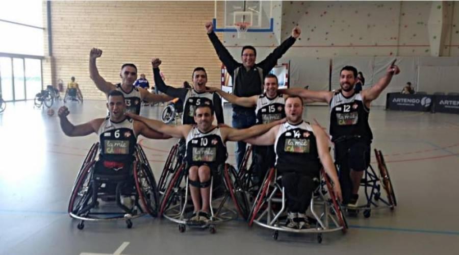 Basket handisport : Le Puy monte sur le podium du Final Four