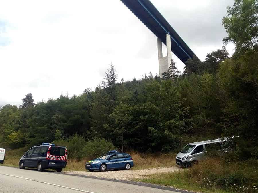 Monistrol-sur-Loire : une nouvelle chute fatale depuis le viaduc du Lignon