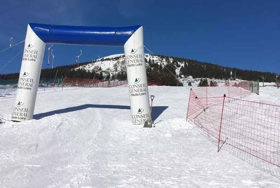 Trophée Jean-Blanc : c'est parti pour les skieurs aux Estables