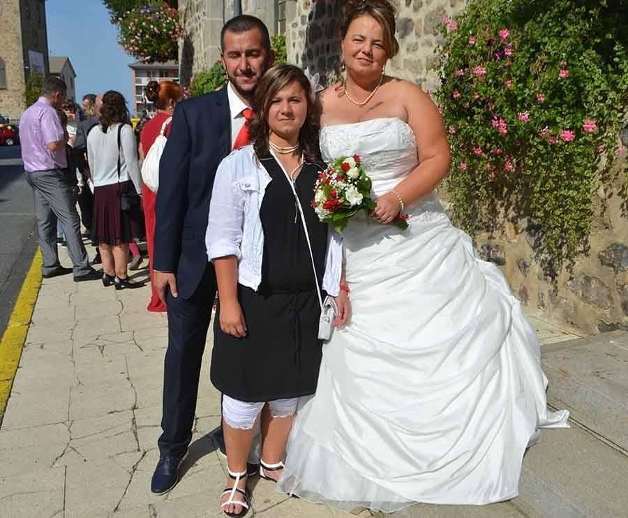 Carnet blanc : Marylène et Philippe à Yssingeaux