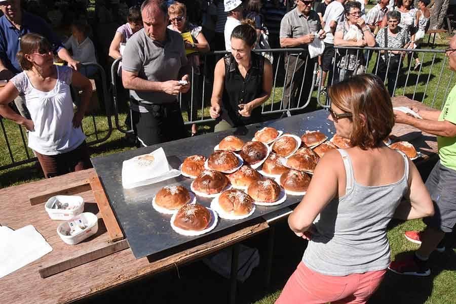 Saint-Jeures : les dernières images de la Fête du pain