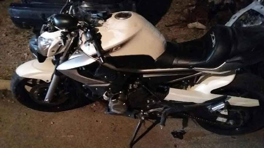 Un motard chute et se blesse entre Monistrol-sur-Loire et Sainte-Sigolène