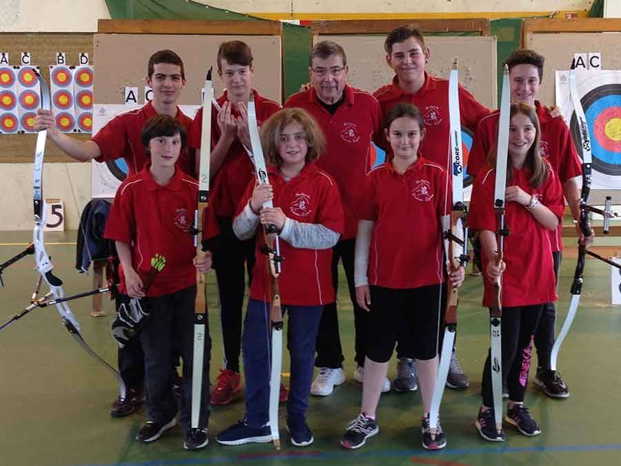 Tir à l'arc : Lapte remporte le tournoi interclubs à Yssingeaux