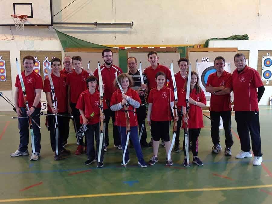 Tir à l'arc : Lapte remporte le tournoi interclubs à Yssingeaux