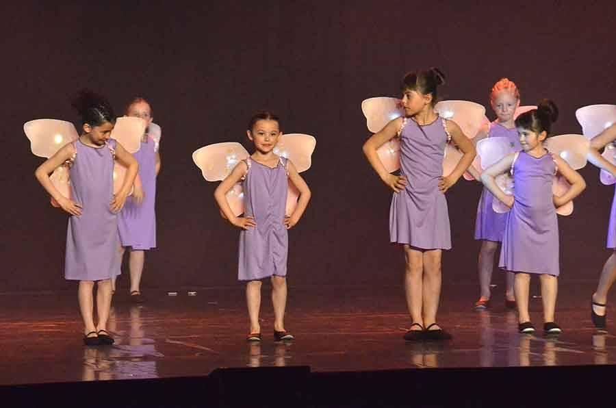 Le gala de danse d'Yssingeaux en images