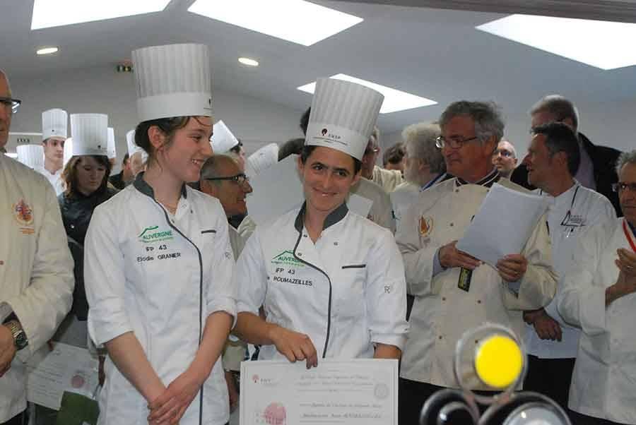 Yssingeaux : 57 jeunes pâtissiers en compétition