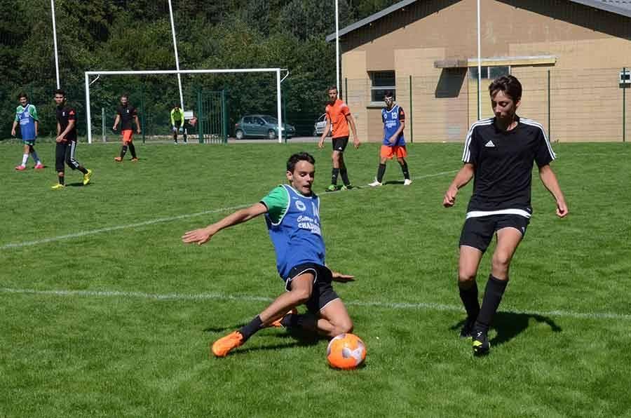 Chambon-sur-Lignon : des stages de foot gratuits pendant les vacances