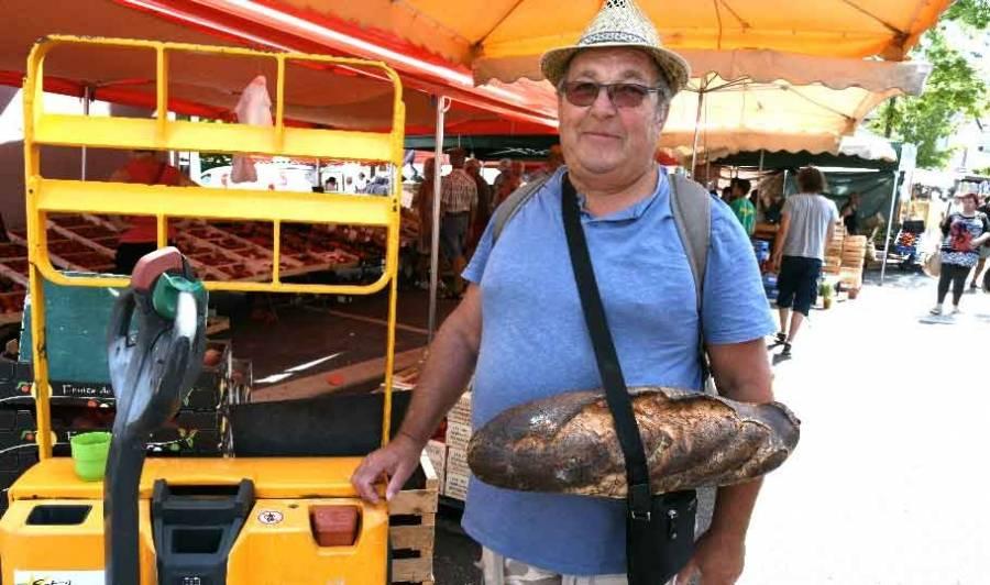 Une nouvelle façon de porter le pain