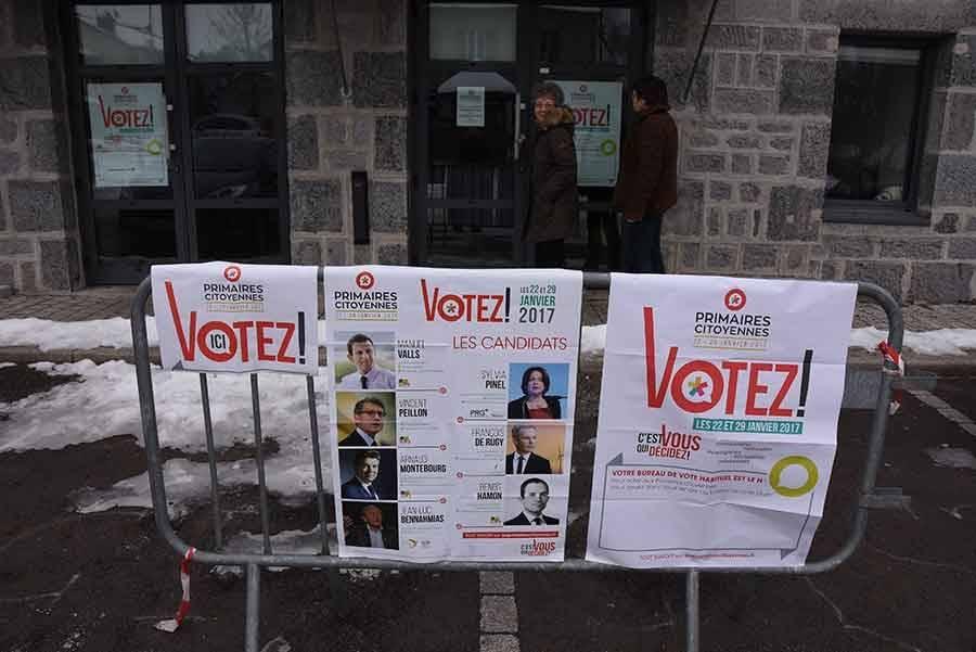 Primaires citoyennes : une timide participation à la mi-journée