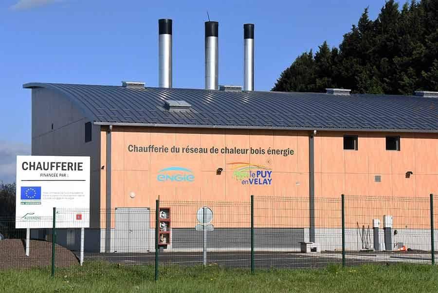 Puy-en-Velay : de la fumée à la chaufferie bois mais pas de feu
