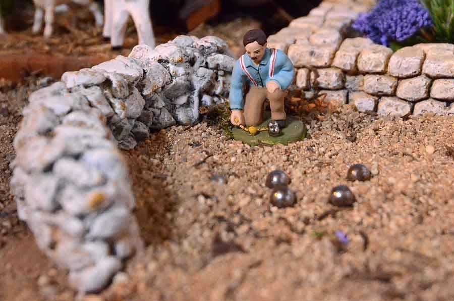 Une crèche provençale animée à découvrir au Chambon-sur-Lignon (vidéo)