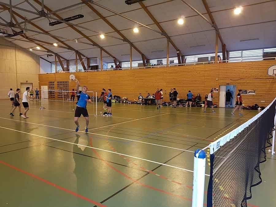 Badminton : l'Emblavez remporte l'interclubs devant Yssingeaux et Brives