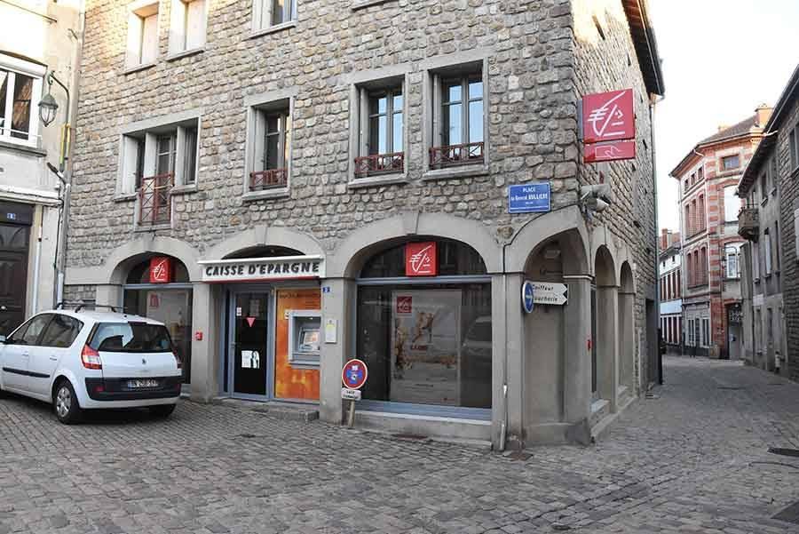 L'agence de Saint-Didier-en-Velay va fermer.