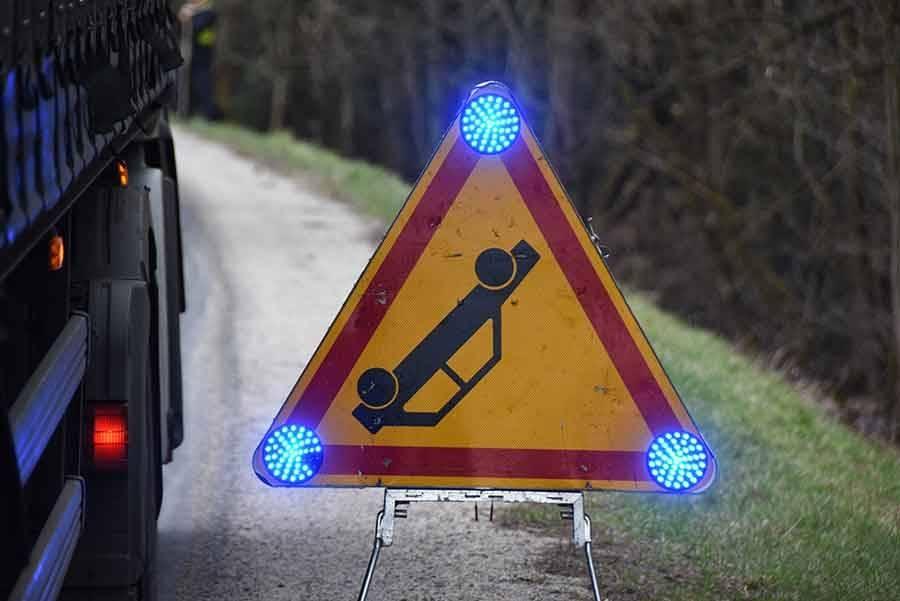 Saint-Pal-de-Mons : deux blessés après une chute en moto