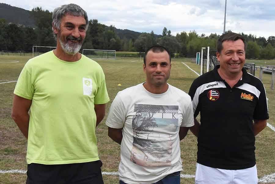 Jean-Marc Gessen et Laurent Rea succèdent à Oswaldo Da Costa Fernandes à la présidence.