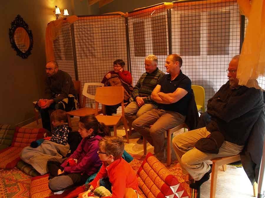 Chamalières-sur-Loire : 70 personnes à la découverte des mares au CosyCamp