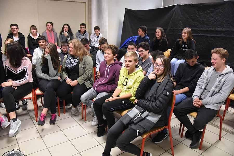 Tence : quand le théâtre sait parler aux jeunes