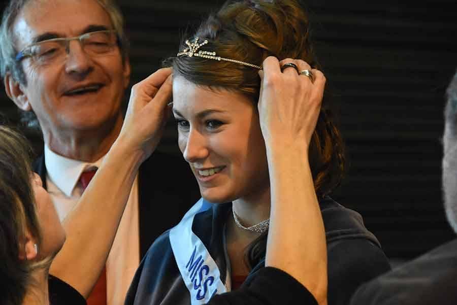 Saint-Didier-en-Velay : Colleen Gouin et Clémence Marion élues Miss