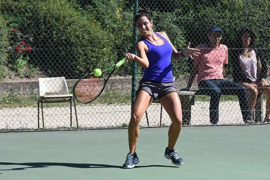 Tennis : le tournoi de Tence dans la dernière ligne droite