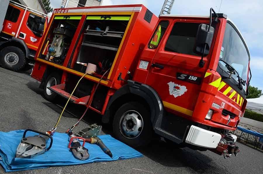RN88 : douze personnes impliquées dans un choc frontal, une blessée grave